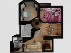 3-х комнатные квартиры