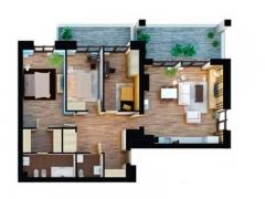 4-х комнатные квартиры