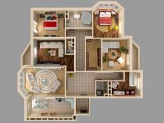 5 и более комнат